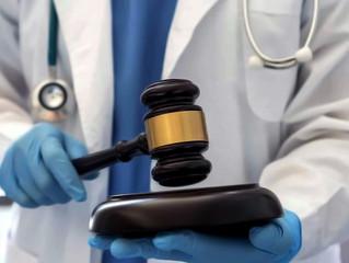 ¿Cómo sobrevivir a una demanda por negligencia médica?