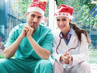 Atención médica durante las fiestas decembrina
