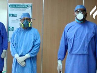 México, el país con más médicos fallecidos por Covid-19