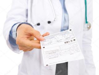 Tipos de recetas médicas en la Seguridad Social