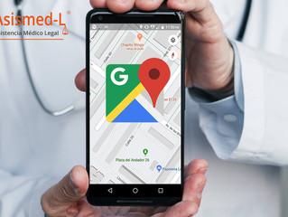 Posiciona tu consultorio en Google Maps con esta guía