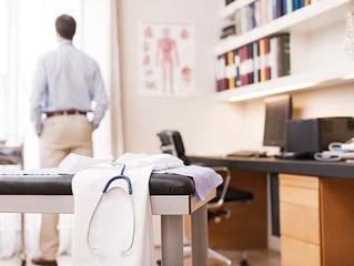 Errores que el médico  suele cometer al montar su consultorio