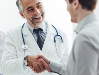 ¿Cuál es la mejor forma de concluir tus consultas médicas?