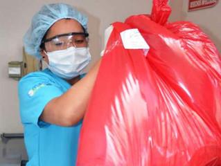 Guía de manejo idóneo de residuos hospitalarios México