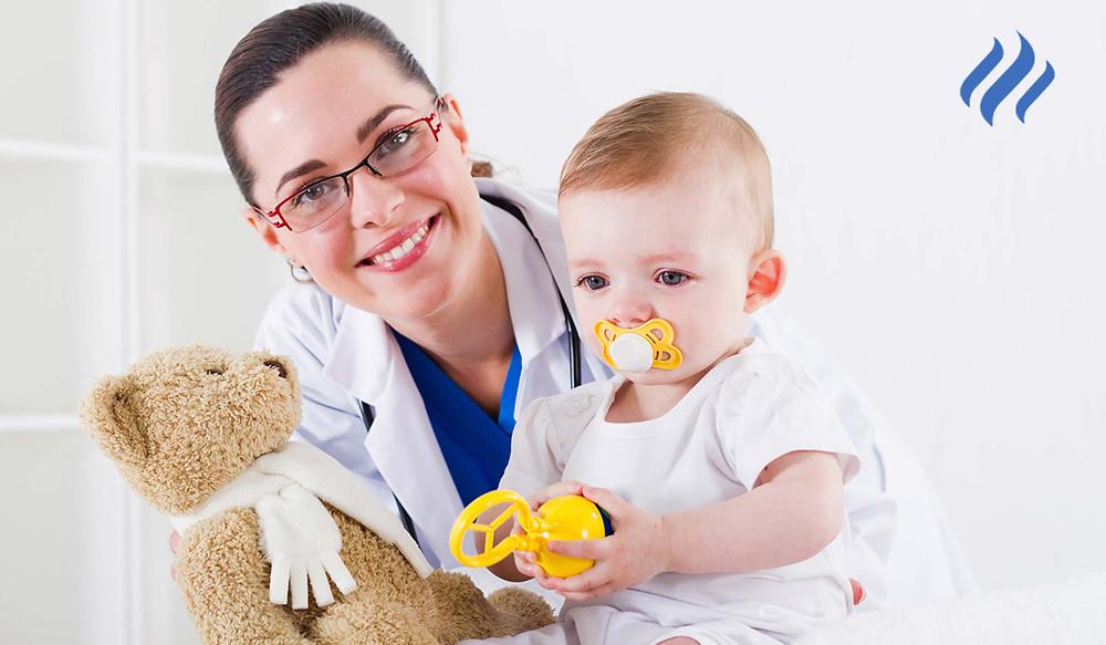 Doctora y madre