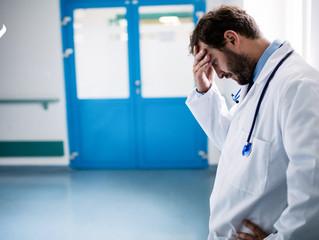 Especialidad medicas con más demandas por negligencia durante la pandemia