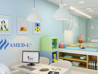 Tips efectivos para decorar el consultorio pediátrico