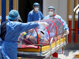 4 Hospitales en México con mayor tasa de mortalidad por Covid-19