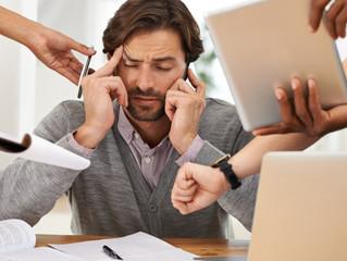 6 signos de alerta de que podrías padecer síndrome de estrés laboral