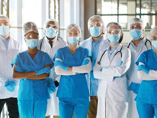 Registro para médicos que no han sido vacunados contra Covid19