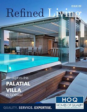 Homes of Quality - Refined Living Thumb