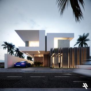 Elarefi Villa, Dubai