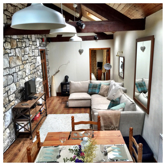 The Old Mill Holiday Cottages - Clwydian Range