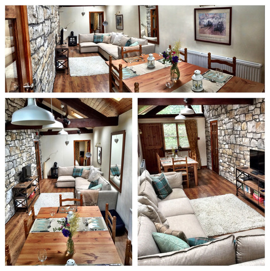 The Old Mill Holiday Cottages - Family and Pet Friendly Wales