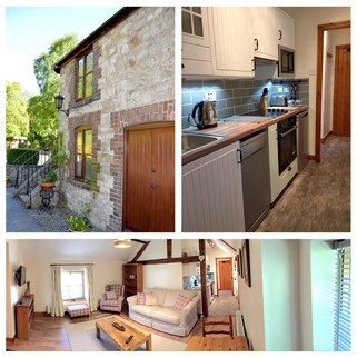 The Old Mill Holiday Cottages - The Hayloft Cottages - Cottage for 2 people