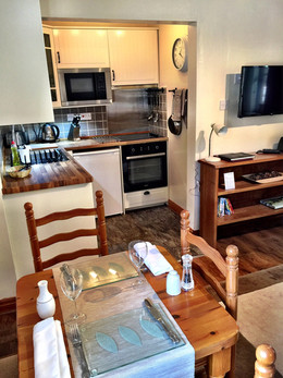 Millers Cottage - The Old Mill Holiday Cottages North Wales - Pet Friendly Holiday Cottage