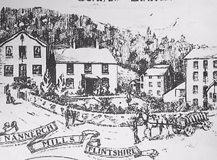 The Old Mill Holiday Cottages - Built in 1873, read about the history of The Old Mill buildingsand theirvarious uses over the years