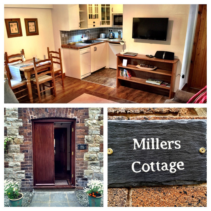 The Old Mill Holiday Cottage CH7 5RH