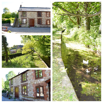 The Old Mill Holiday Cottages - Dog Friendly Cottages - North Wales
