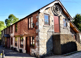 The Old Mill Self Catered Holiday Cottages - The Roost Exterior.jpg