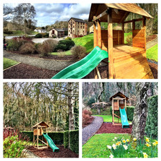 The Old Mill Holiday Cottages - Play Park
