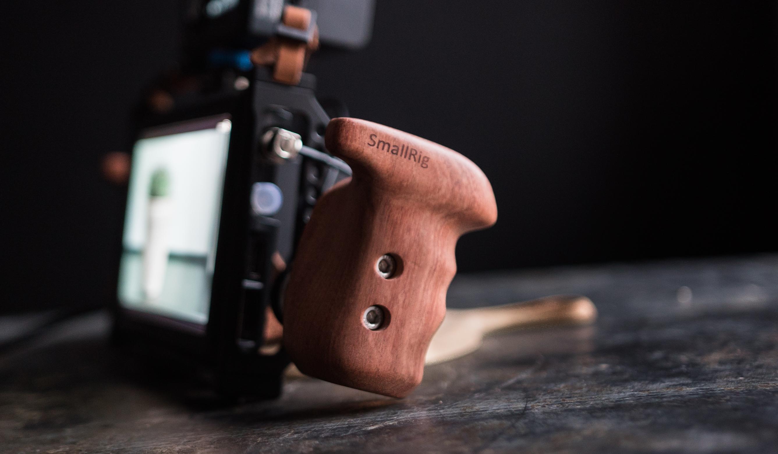 Hollyland Mars 400 Pro med kundemonitor
