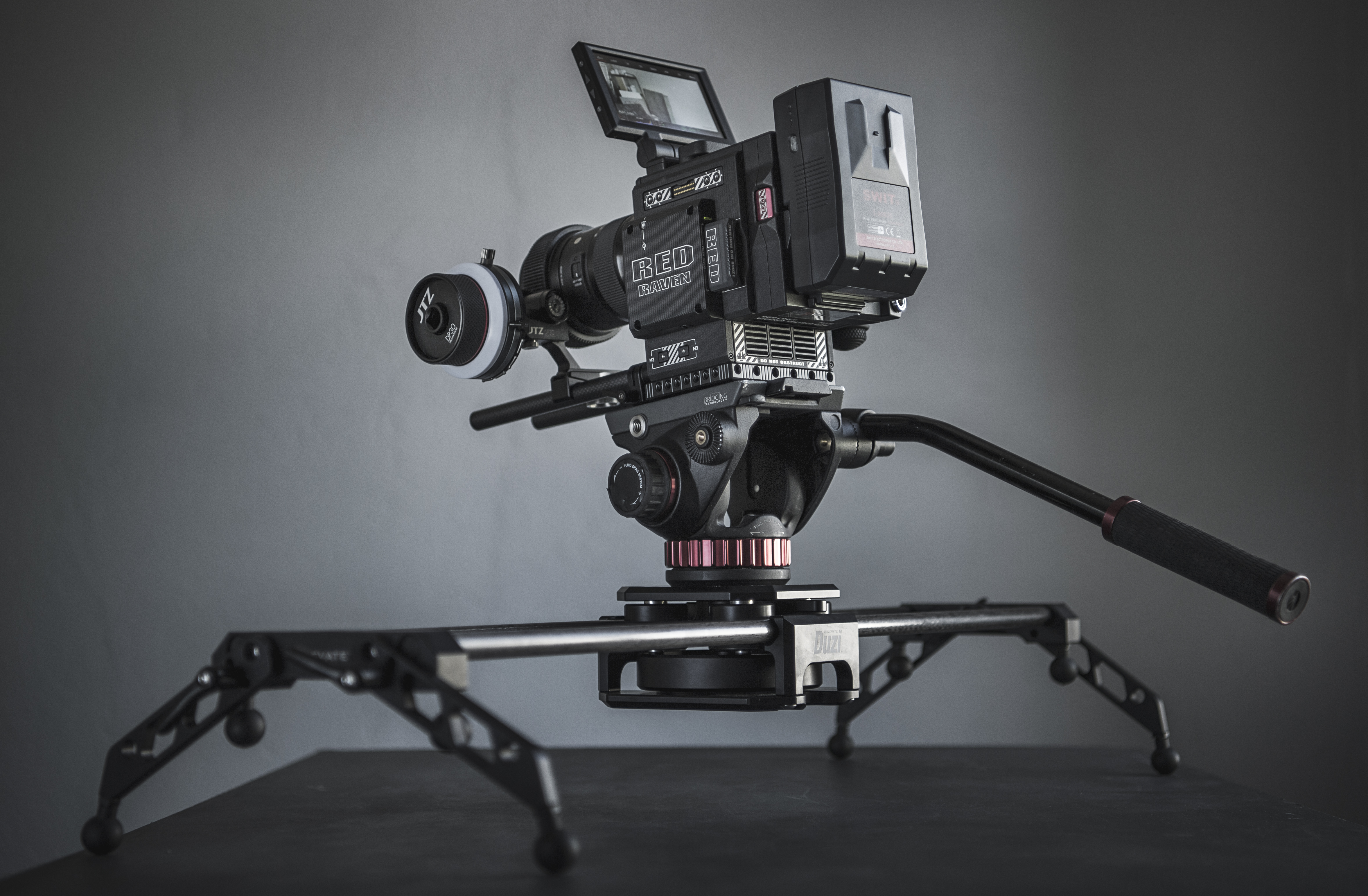Dollyslider and extra gear