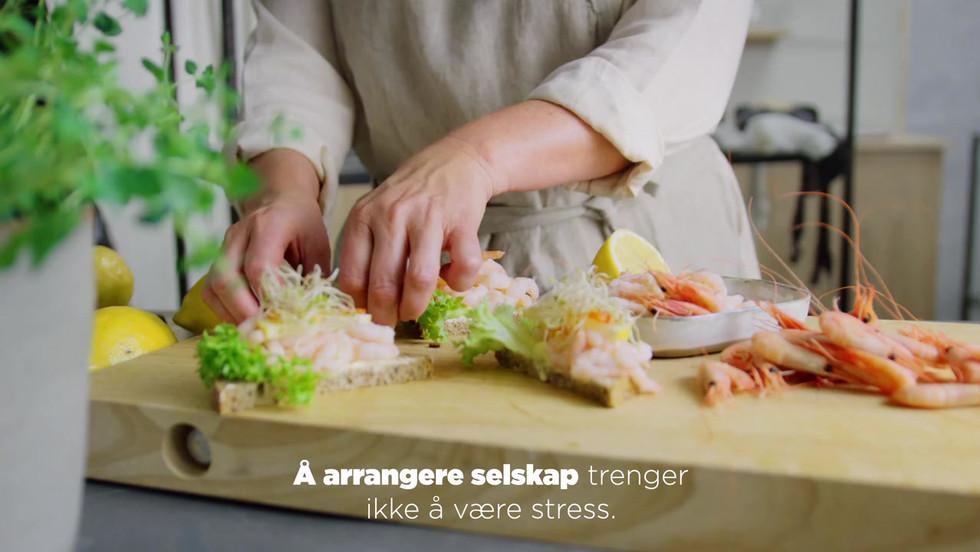 Matspecialen reklamefilm 2020
