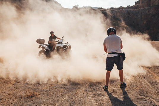 Behind the scenes from Norwegian rednecks on holiday - Season 2