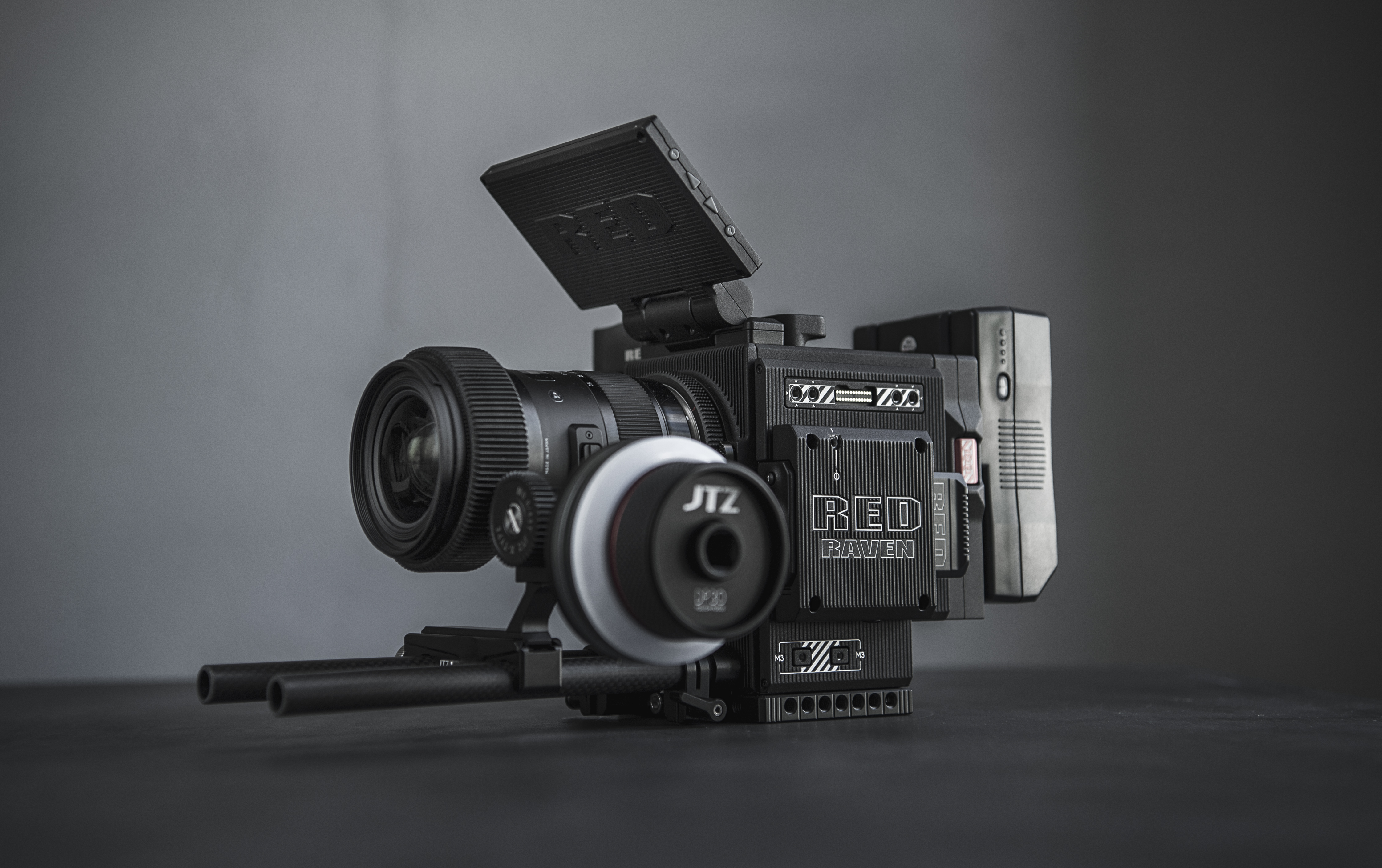 Red Raven - Camera package