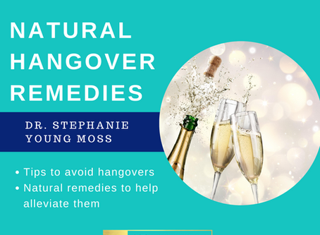 FREE DOWNLOAD! Natural Hangover Remedies