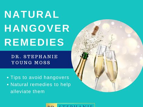 FREE DOWNLOAD! Natural Hangover Remedies
