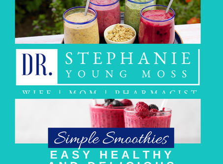 FREE DOWNLOAD! Simple Smoothie Recipes