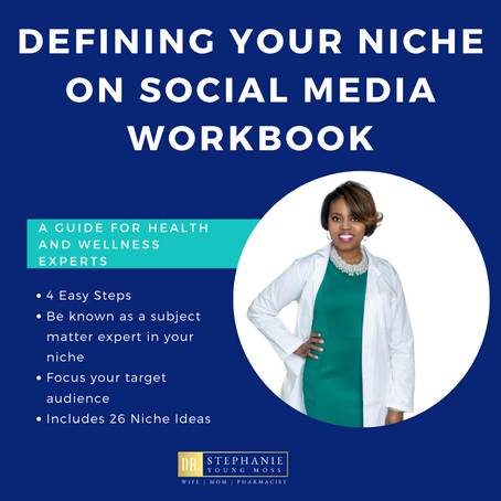 Defining Your Niche Workbook