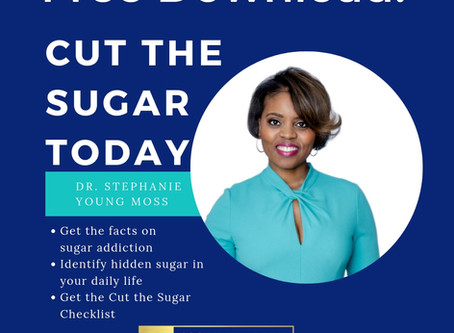 FREE! Cut The Sugar Guide