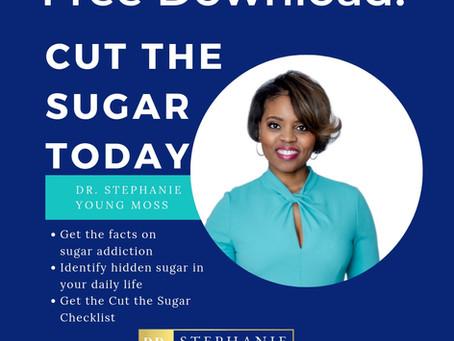 FREE! Cut The Sugar Guide