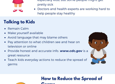 How to Talk to Your Kids About COVID-19