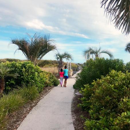 Family Road Trip to Beautiful Kiawah Island