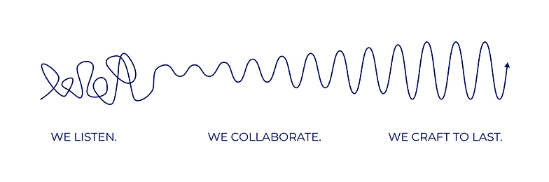 Faebric - we listen - we collaborate - w