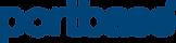 Portbase logo Portbase blauw.png