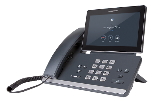 Crestron Desk Phone Flex P100 Series