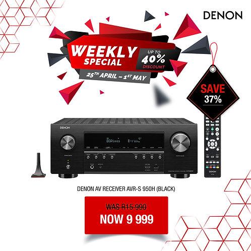Denon AVR-S 950H Receiver