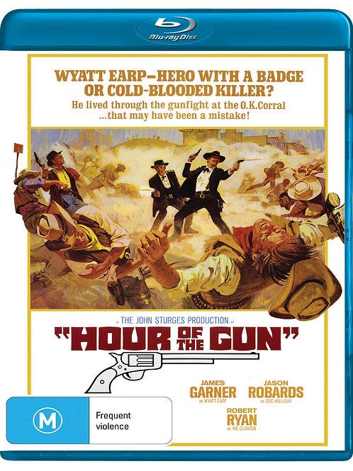 A HORA DA PISTOLA (Hour of The Gun, 1967)