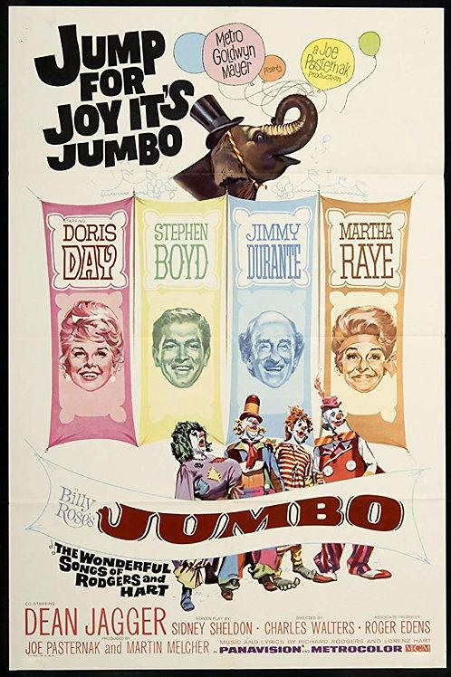 A MAIS QUERIDA DO MUNDO (Jumbo, 1967)