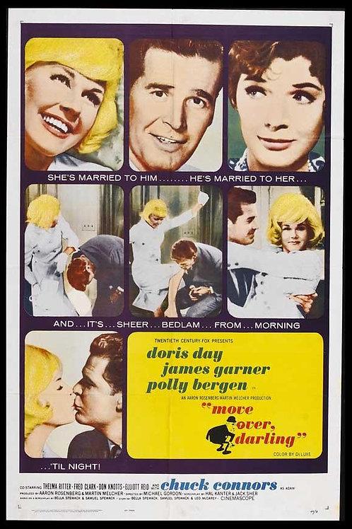 EU, ELA E A OUTRA (Move Over, Darling, 1963)