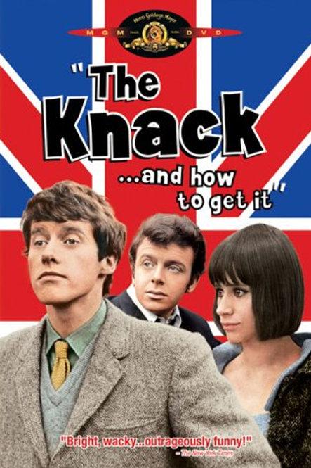 A BOSSA DA CONQUISTA (The Knack... and how to get it, 1965)