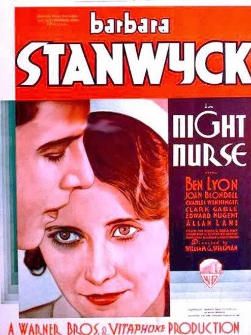 TRIUNFOS DE MULHER (Night Nurse, 1931)