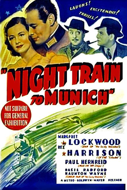 GESTAPO (Night Train To Munich, 1940)