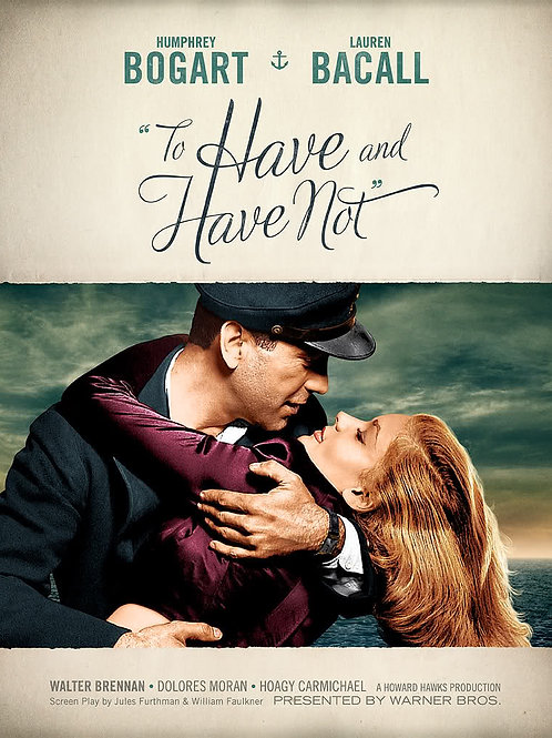 UMA AVENTURA NA MARTINICA (To Have and Have Not, 1944) Blu-ray