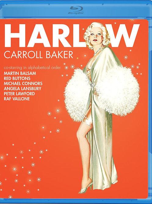 HARLOW, A VÊNUS PLATINADA (Harlow, 1965)